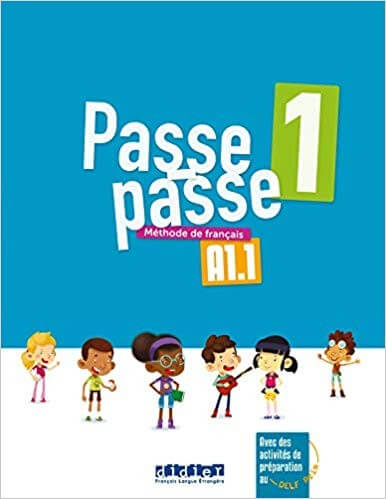 Passe-Passe 1 (Textbook and Exercise) - Click to enlarge picture.