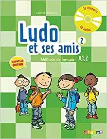 Ludo et ses Amis 2 (Textbook and Exercise)