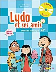 Ludo et ses Amis 3 (Textbook and Exercise) - Click to enlarge picture.