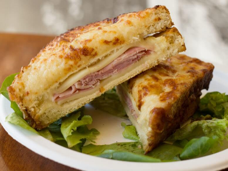 Cooking Workshop : Croque Monsieur