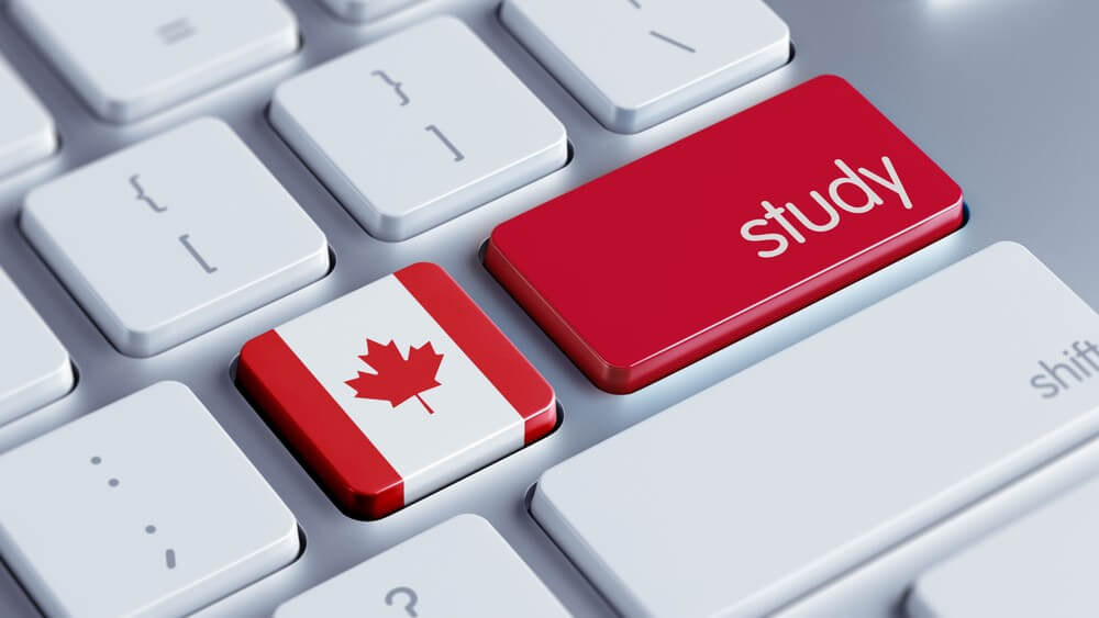 Pursuing study in Canada