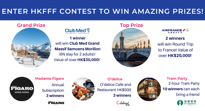 Join this contest to win a French Getaway!