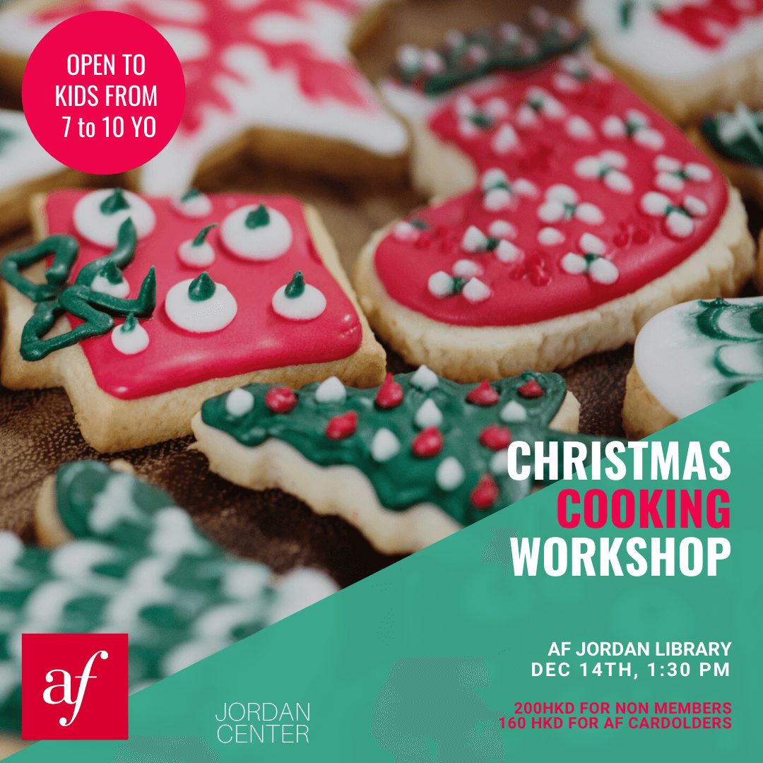 Christmas Cooking Workshop