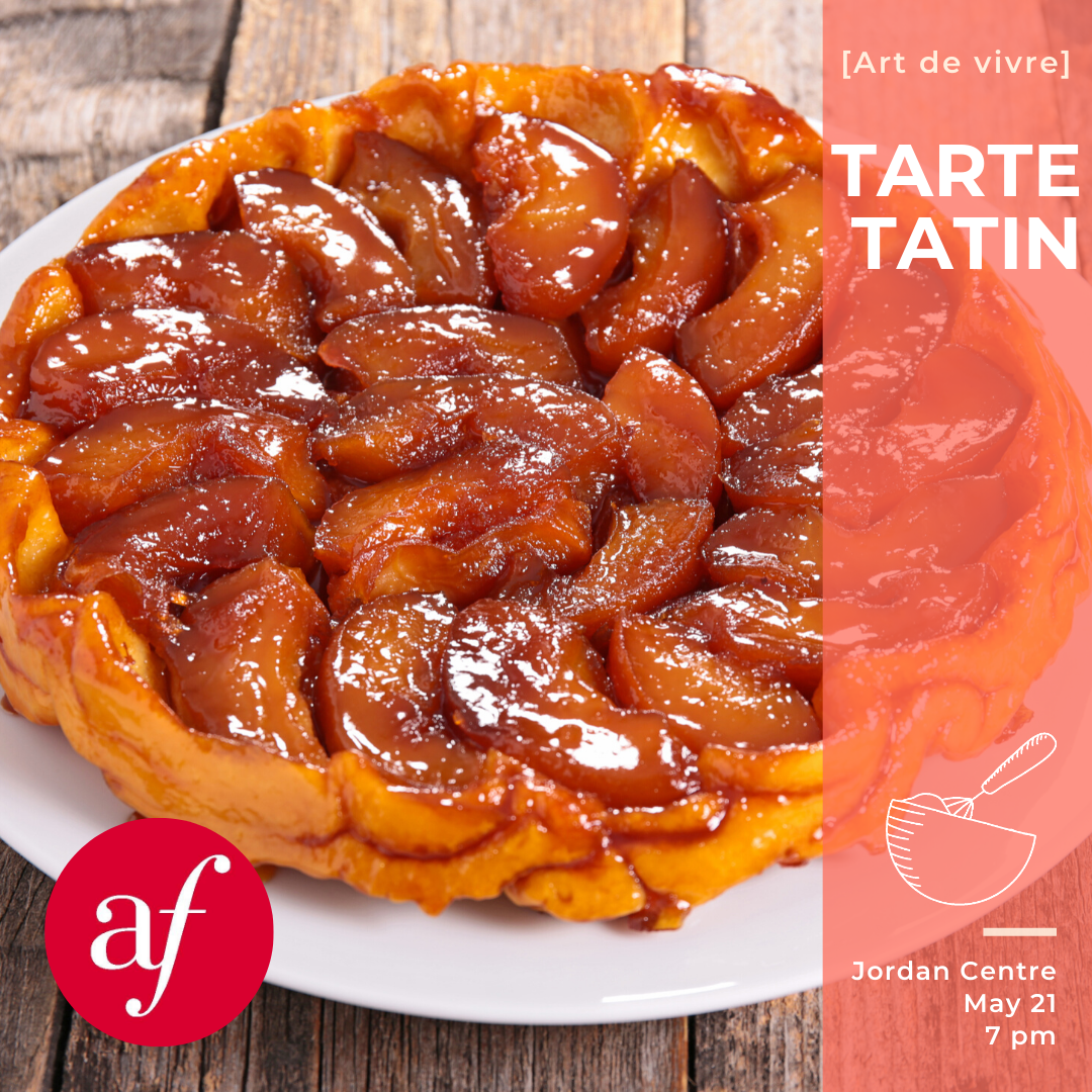 Cooking Workshop : Tarte Tatin