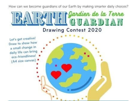 Drawing contest - Gardien de la Terre 🌍
