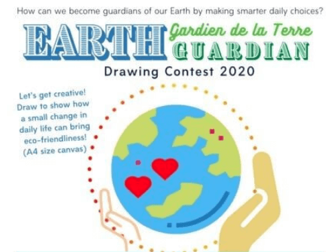 Drawing contest  - Gardiens de la terre🌷