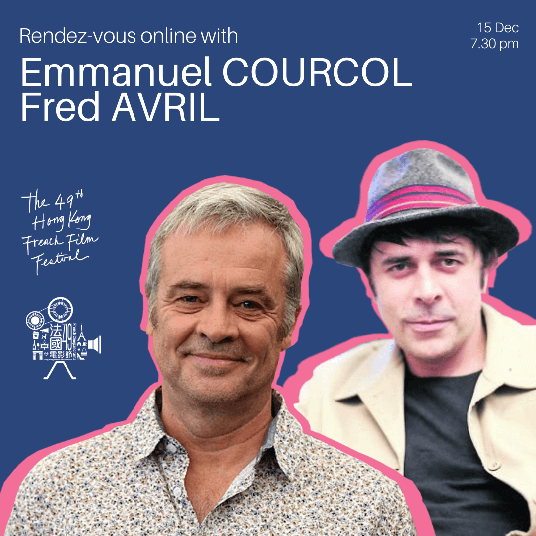 Rendez-vous online with Emmanuel Courcol & Fred Avril