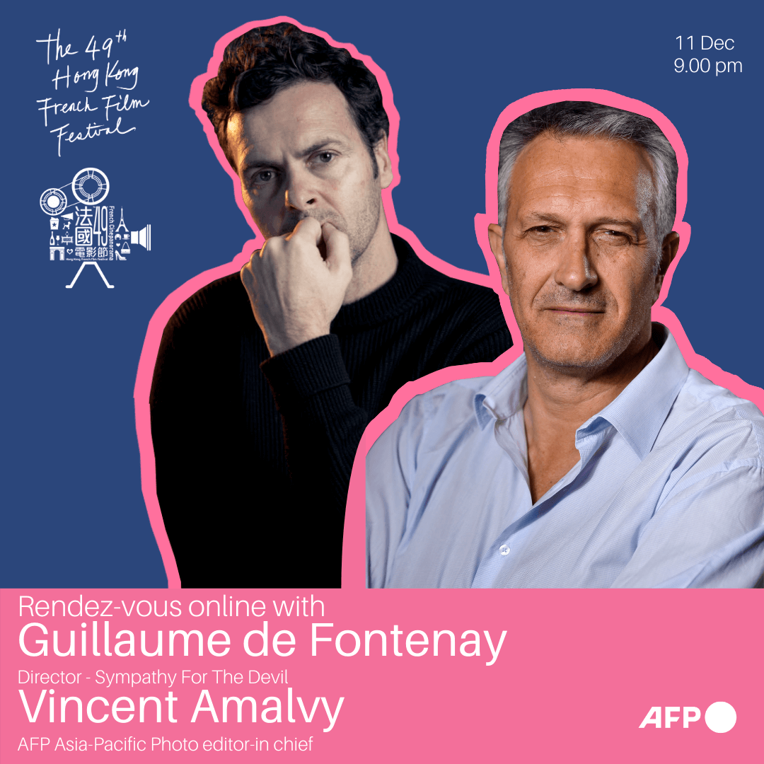 Rendez-vous online with Guillaume de Fontenay (Sympathy For The Devil)