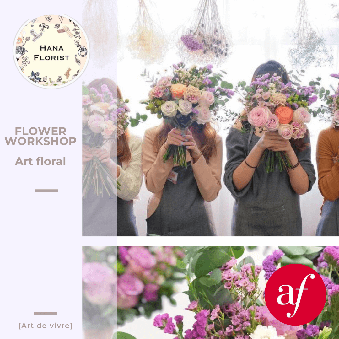 Flower Workshop Atelier Floral