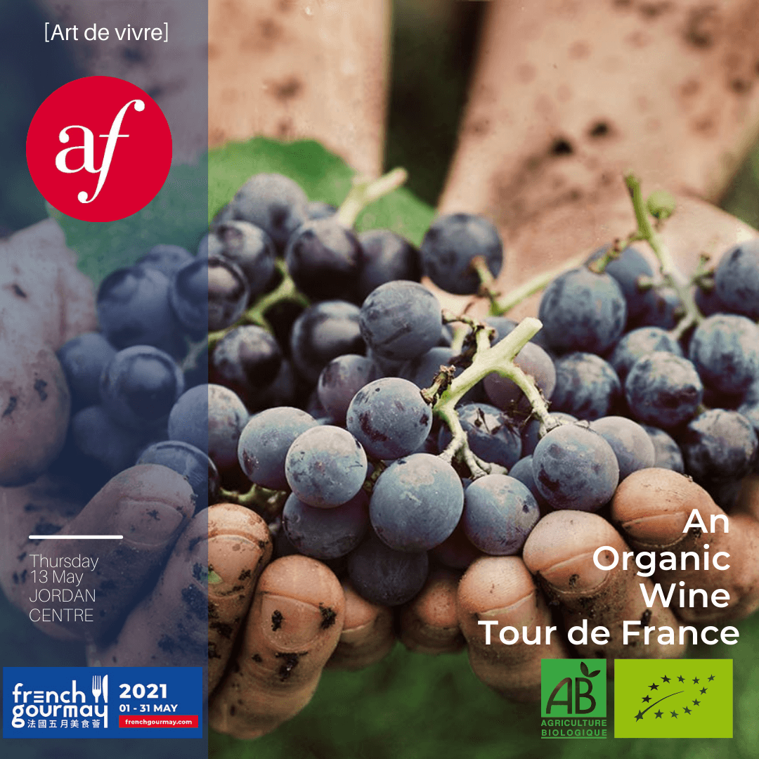 An Organic Wine Tour de France